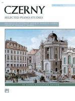 Czerny-Germer Selected Piano Studies