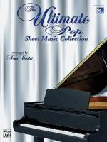 The Ultimate Pop Sheet Music Collection