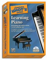 The Complete Idiot's Guide to Learning Piano