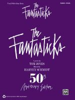 Vocal Selections From The Fantasticks