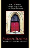 Pastoral Bearings