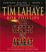 The Secret On Ararat (Compact Disc)