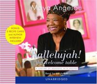 Hallelujah! the Welcome Table