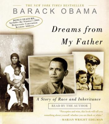 Cover image for Dreams From My Father