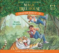 Magic Tree House Collection : Books 17-24