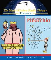 The Night Kitchen Radio Theater Presents
