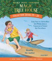 Magic Tree House, Books 25-28