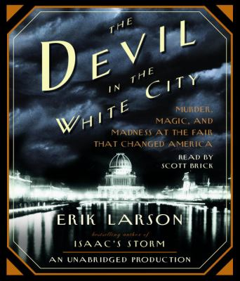 Cover image for The Devil in the White City