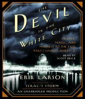 The Devil In The White City (Book Club Kit)