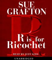 """""""R"""" Is for Ricochet"""