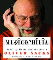 Musicophilia(CDs,Abridged)