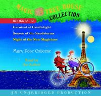 Magic Tree House Collection, Books 33-35