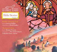 Rabbit Ears Bible Stories