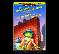 Chet Gecko -- Private Eye
