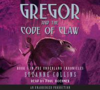 Gregor and the Code of Claw