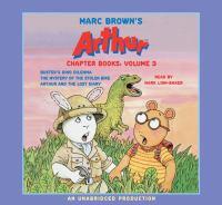 Marc Brown's Arthur Chapter Books