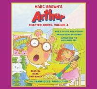 Marc Brown's Arthur Chapter Books