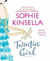 Twenties girl a novel