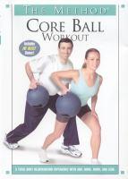 Core Ball Workout(DVD)