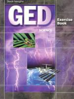 Steck-Vaughn GED Exercise Book