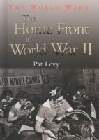 The Home Front in World War II