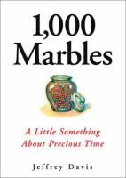 1,000 Marbles