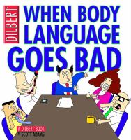 When Body Language Goes Bad