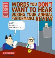 Words You Don't Want to Hear During your Annual Performance Review