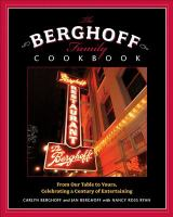 The Berghoff Family Cookbook