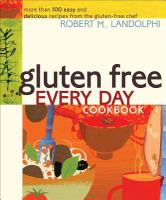 Gluten Free Every Day Cookbook