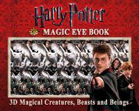 Harry Potter Magic Eye Book
