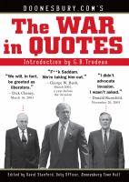Doonesbury.com's The War in Quotes