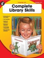 Complete Library Skills