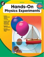 Hands-on Physics Experiments
