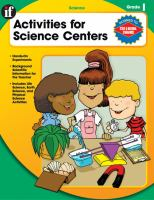 Activities for Science Centers