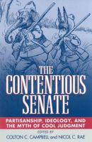The Contentious Senate