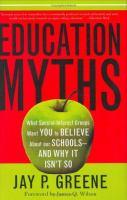 Education Myths