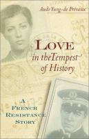 Love In The Tempest Of History