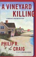 A Vineyard Killing