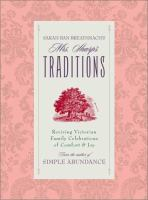 Sarah Ban Breathnach's Mrs. Sharp's Traditions