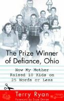 Prize Winner of Defiance, Ohio', by Terry Ryan