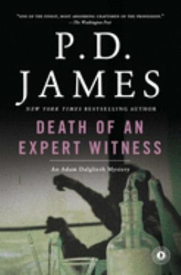Cover image for Death of An Expert Witness