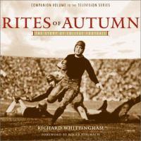 Rites of Autumn