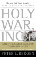 Holy War, Inc