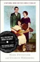 Will You Miss Me When I'm Gone?: The Carter Family & Their Legacy In American Music