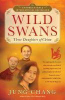 Wild swans : three daughters of China.