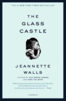 Jeannette Walls Book club in a bag. The glass castle a memoir.