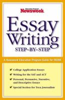Essay Writing Step-by-step