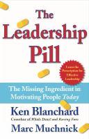 The Leadership Pill