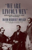 """We Are Lincoln Men"""